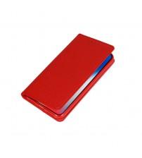 Калъф за Samsung A10 A105F тефтер тип книга Magnet Book червен