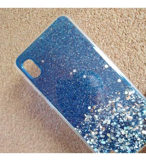 Калъф за Samsung A10 A105F силиконов гръб Brilliant Blue