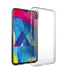 Калъф за Samsung A10 A105F силиконов гръб прозрачен
