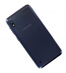 Заден капак за Samsung Galaxy A10 A105 черен