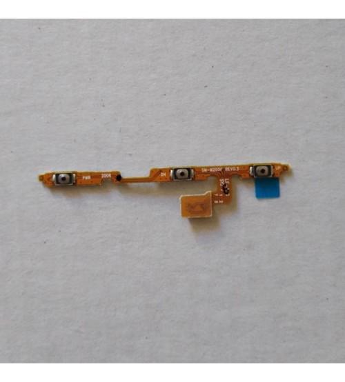 Лентов кабел бутони включване и звук за Samsung A10 A105F / A20e A202F / M20