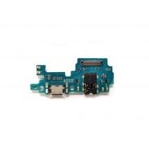 Модул с букса за зареждане за Samsung A21s A217F