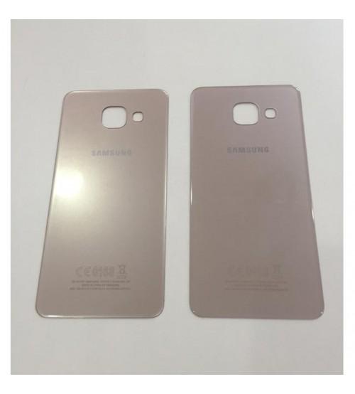 Заден капак за Samsung Galaxy A3 A310 2016 златен