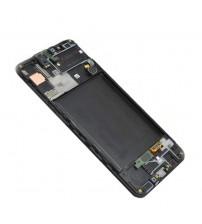 Дисплей с тъч скрийн и стъкло за Samsung A30s A307F