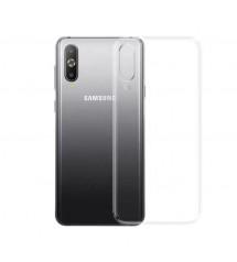 Калъф за Samsung A30s A307 силиконов кейс прозрачен