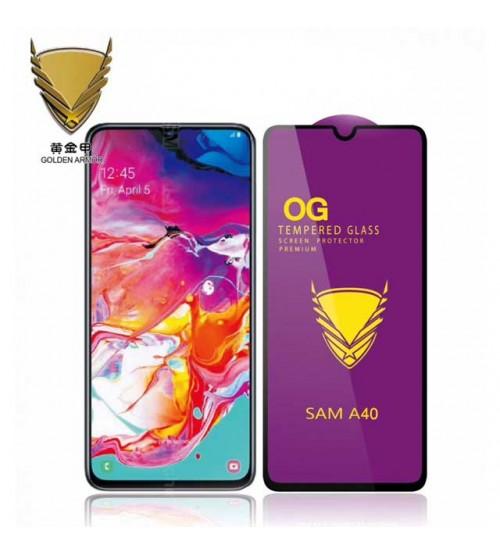 Стъклен протектор OG Full за Samsung A40 A405