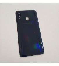 Заден капак за Samsung Galaxy A40 A405FN черен