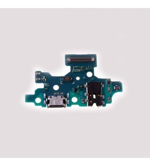 Модул с букса за зареждане за Samsung A41 A415F