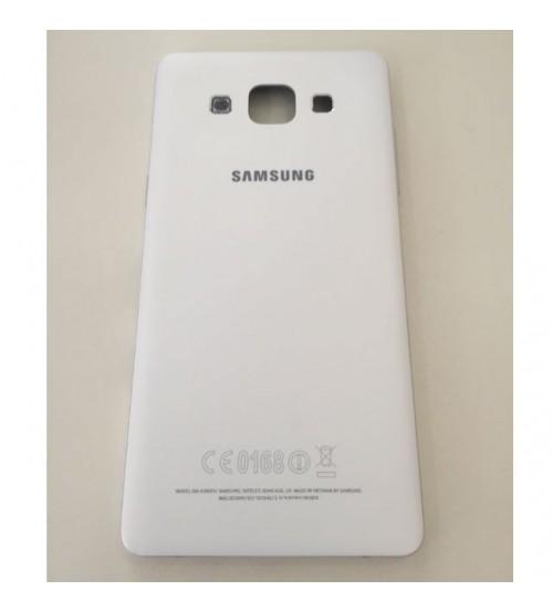 Заден капак за Samsung Galaxy A5 A500 2015 бял