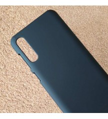 Калъф за Samsung A50 A505 силиконов гръб Mercury черен