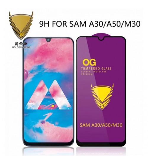 Стъклен протектор OG Full за Samsung A50 A505