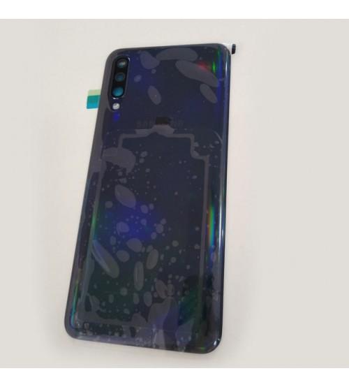 Заден капак за Samsung Galaxy A50 A505 черен