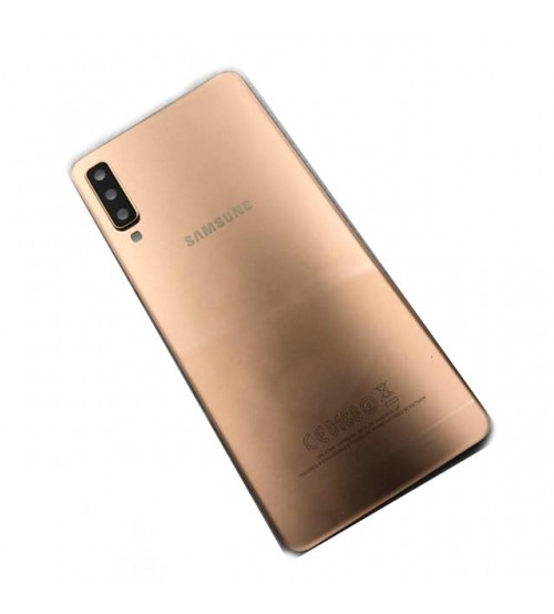Заден капак за Samsung Galaxy A7 A750 2018 златен