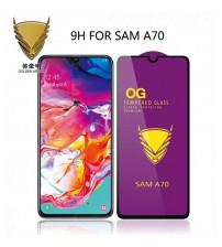 Стъклен протектор OG Full за Samsung A70 A705