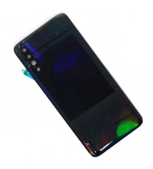 Заден капак за Samsung Galaxy A70 A705F черен