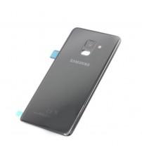 Заден капак за Samsung Galaxy A8 A530 2018 черен