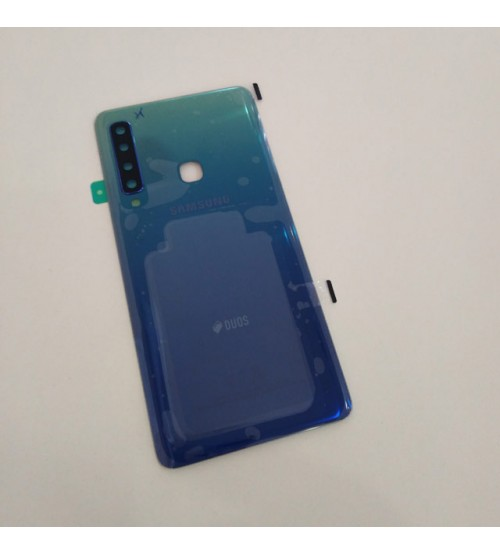 Заден капак за Samsung Galaxy A9 A920f Duos 2018 син