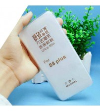 Силиконов калъф за Samsung S8 Plus гръб прозрачен