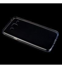 Силиконов калъф за Samsung J3 2016 прозрачен гръб