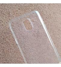 Силиконов калъф за Samsung J6 J600F прозрачен гръб