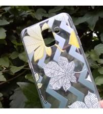 Силиконов калъф за Samsung J6 J600F шарен гръб Art
