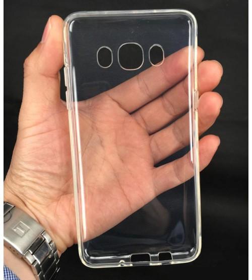 Силиконов калъф за Samsung J7 2016 прозрачен гръб