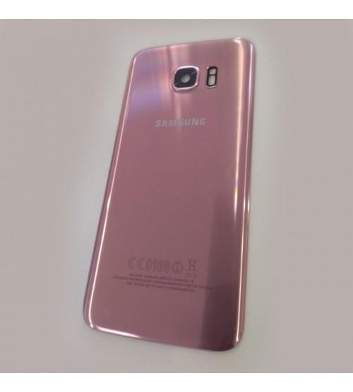 Заден капак за Samsung Galaxy S7 Edge G935 розов