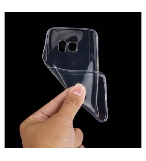 Силиконов калъф за Samsung S7 G930 прозрачен гръб