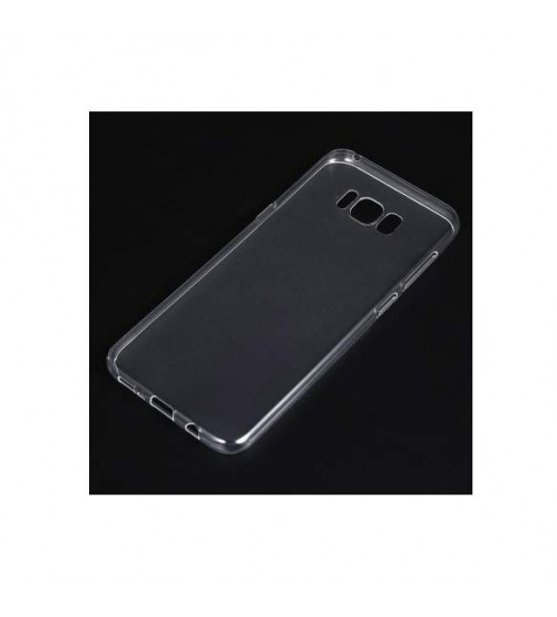 Силиконов калъф за Samsung S8 G950 гръб прозрачен