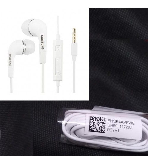 Слушалки с микрофон тапи за Samsung S3 / S4 / S3 Mini / Grand