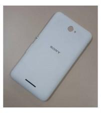 Заден капак за Sony Xperia E4 E2105 бял