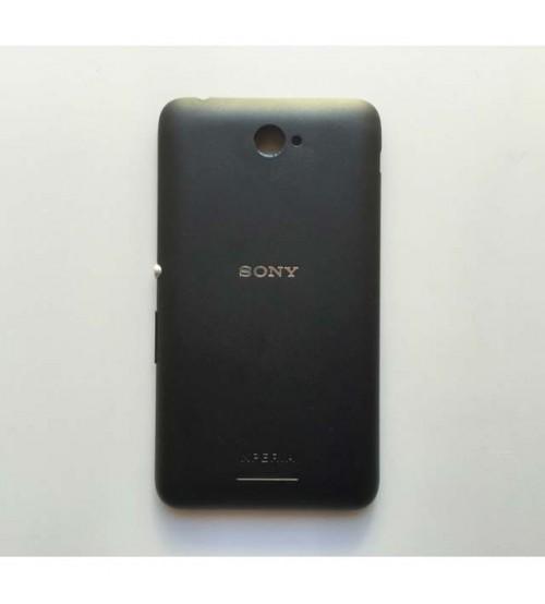 Заден капак за Sony Xperia E4 E2105 черен