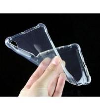 Силиконов калъф за Sony Xperia XA1 гръб прозрачен