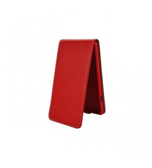 Калъф тефтер за Sony Xperia Z3 червен Flexi