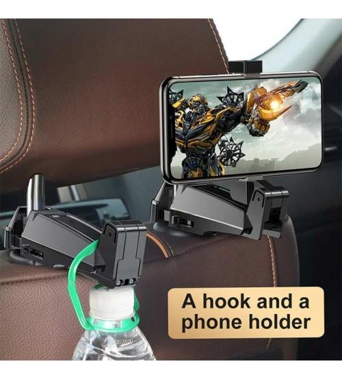 Стойка за телефон или чанта за седалка в кола Baseus Hook