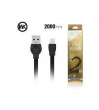 Micro USB кабел за зареждане Proda WDC-023 2 метра