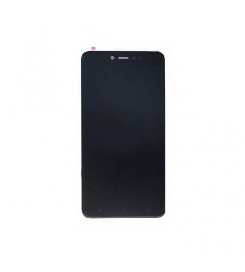 Дисплей с тъч скрийн и стъкло за Xiaomi Redmi Note 5A черен