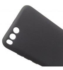 Калъф за Xiaomi Mi 6 силиконов гръб черен Lux