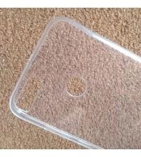 Калъф за Xiaomi Mi A1 силиконов гръб прозрачен