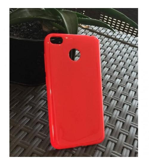 Калъф за Xiaomi Redmi 4X силиконов гръб червен