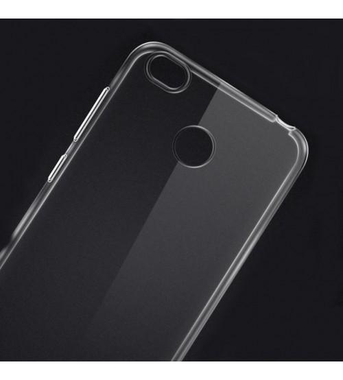 Калъф за Xiaomi Redmi 4X силиконов гръб прозрачен