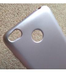 Калъф за Xiaomi Redmi 4X силиконов гръб розово злато
