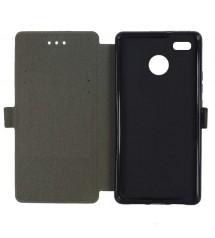 Калъф тефтер за Xiaomi Redmi 4X Book Pocket черен