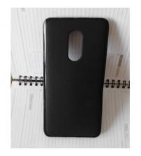 Калъф за Xiaomi Redmi Note 4 силиконов гръб черен