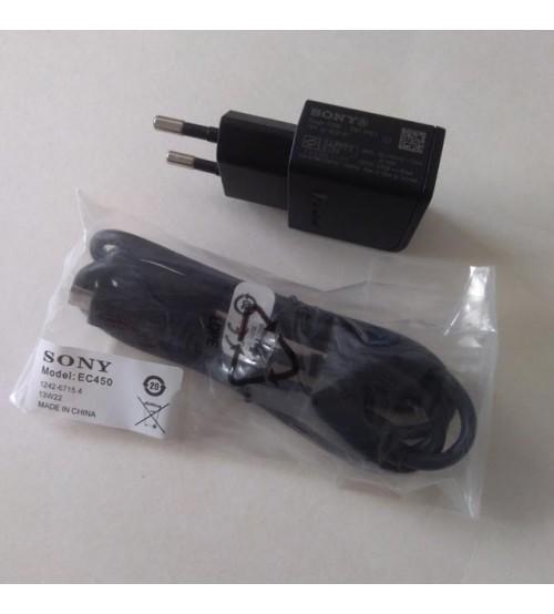 Зарядно за Sony Xperia M2 / M2 Aqua комплект