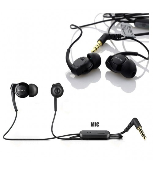 Стерео слушалки тапи за Sony Xperia Tipo / Miro / Go / Arc S
