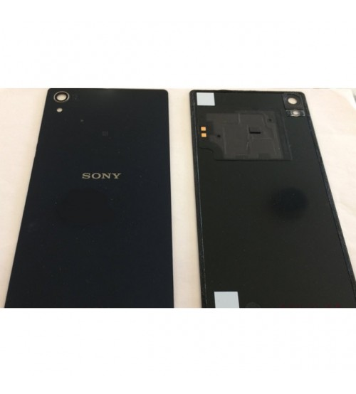 Заден капак за Sony Xperia Z2 D6503 черен
