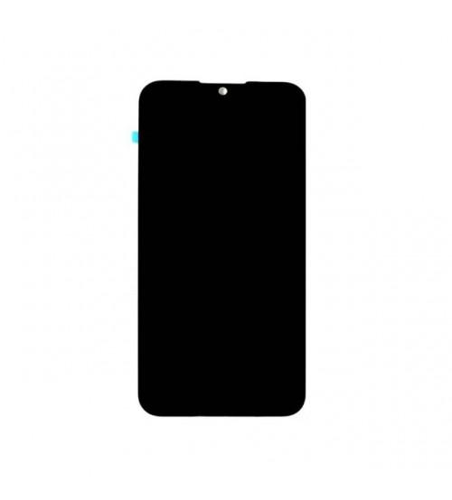 Дисплей с тъч скрийн и стъкло за Huawei Y5 2019 черен