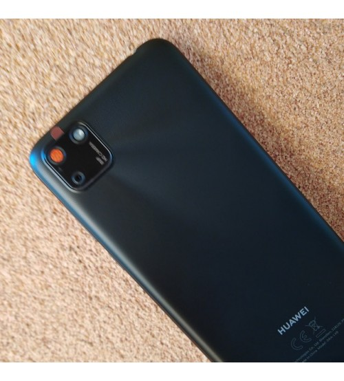 Заден капак за Huawei Y5p черен