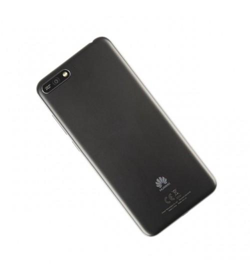 Заден капак за Huawei Y6 2018 черен